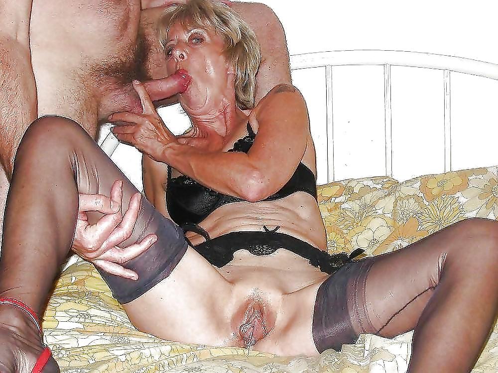Double anal penetration cum sex