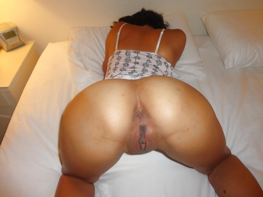 Mature amateur ass