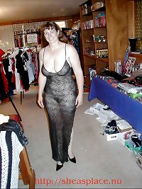 Mature Women in See through Thru Clothes 5